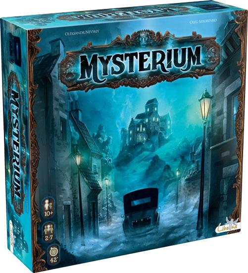 mysterium boite