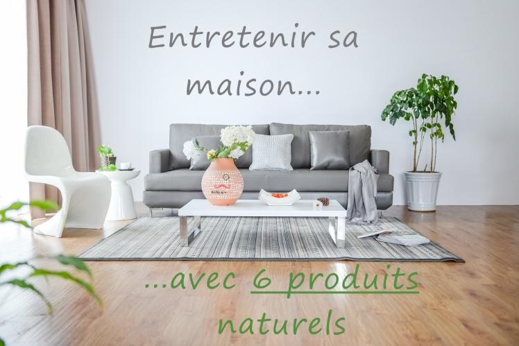 entretien maison produits naturels kidipapa